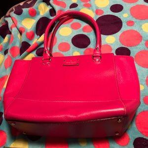 Kate Spade Pink Purse ♠️🎀